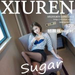 [XIUREN秀人网] No.1013 杨晨晨sugar [52+1P/228M]
