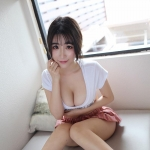 [HuaYan花の颜] VOL.068 童颜巨乳+超短裙套装 绯月樱-Cherry [51+1P/164M]
