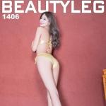 [BEAUTYLEG] 腿模写真 No.1406 PinQ [53P/367M]