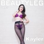 [BEAUTYLEG] 腿模写真 No.1885 Kaylar [54P/470M]